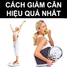 Giảm cân hiệu quả