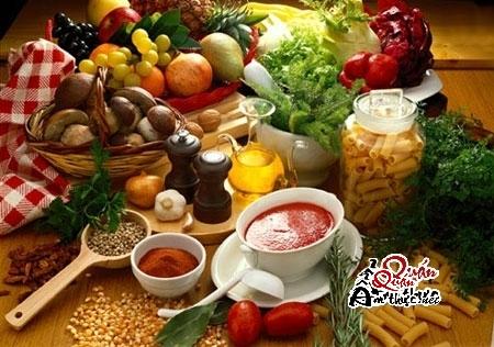 thuc-pham Bổ sung thực phẩm là cách tốt nhất chống lại dị ứng