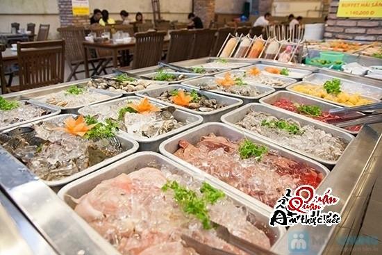 Buffet-Sofitel-Sai-Gon Danh sách những nhà hàng buffet được ưa thích nhất ở Sài Gòn