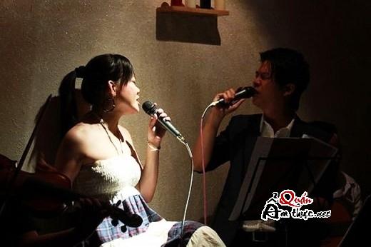 cf_livemusic_1 Mọi Mọi Cafe - Nơi giao lưu ca hát