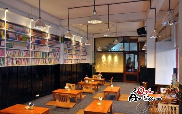 Bukafe-Cafe-1 Bukafe Cafe - Cafe truyện