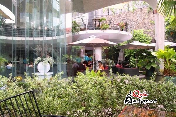 S-cafe-1 S Cafe - Cafe sân vườn mới lạ