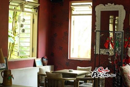 cf_coirieng_1 Cafe Cõi Riêng - Một không gian xanh và yên tĩnh