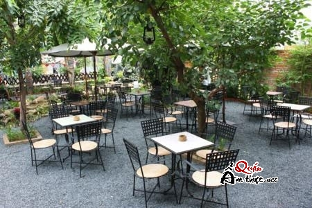 cf_hoagiay_2 Cafe Hoa Giấy - Mát mẻ và dễ chịu