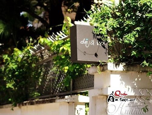 deja-vu-cafe-1 Deja Vu Cafe - Một không gian bình yên đến lạ thường