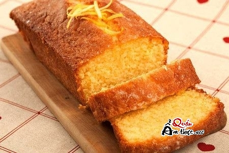banh-chanh Chua chua ngọt ngọt cùng bánh bông lan chanh