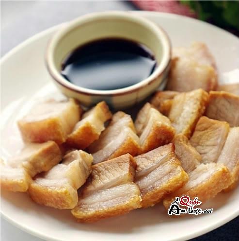 heo-quay Món ăn hấp dẫn nhất đây: Thịt heo quay giòn rụm