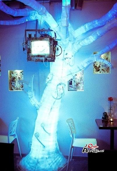 pan1 Cafe Pandora Studio - Phong cách tưởng tượng và siêu thực