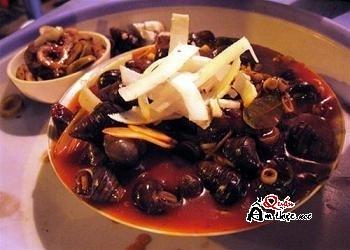 oc-xao-dua Ốc xào dừa Món ngon Hà Nội