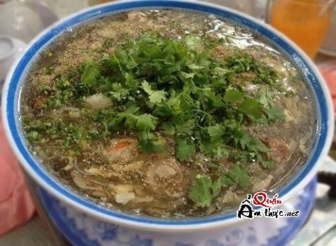 Cách làm súp hải sản