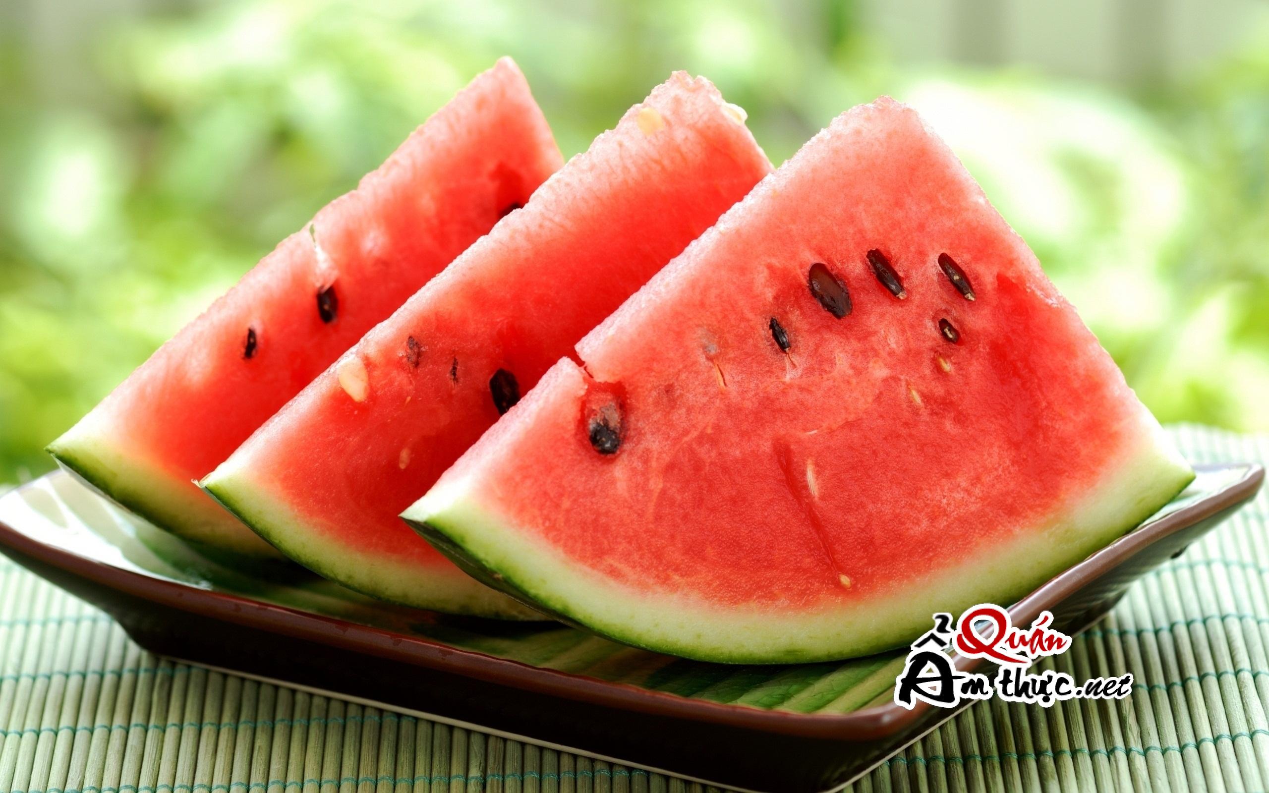 Không nên ăn dưa hấu khi nào?