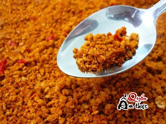 Cách làm muối ớt tây ninh