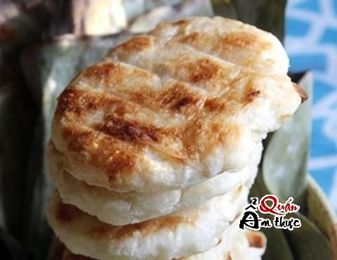 Cách làm bánh khoai mì nướng than thơm lừng