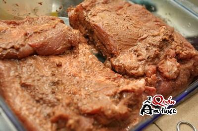 Cách làm thịt quay giòn bì ngon như vua đầu bếp 4