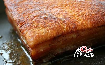 Cách làm thịt quay giòn bì ngon như vua đầu bếp 9