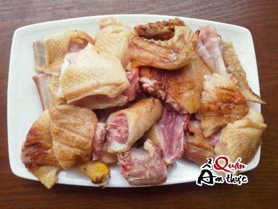 Bữa ăn ngon mê với vịt nấu giả cầy