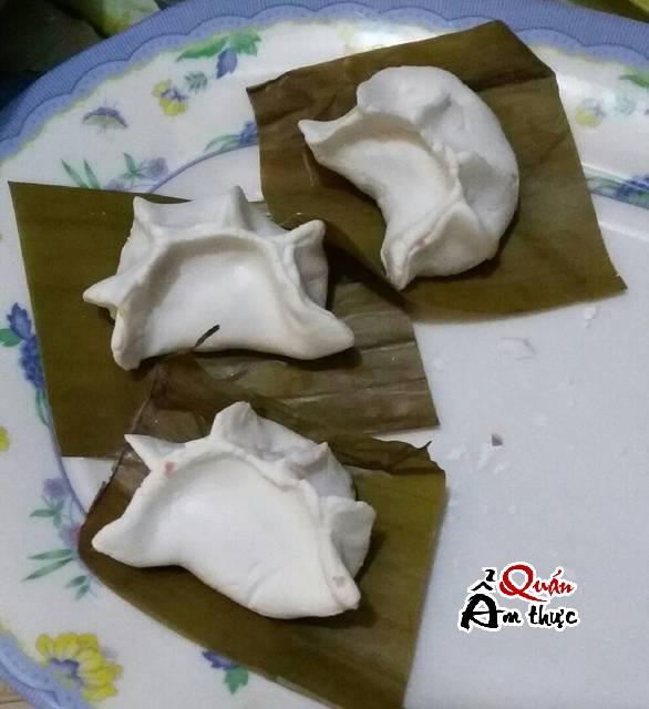 Cách làm há cảo thịt heo củ cải 5