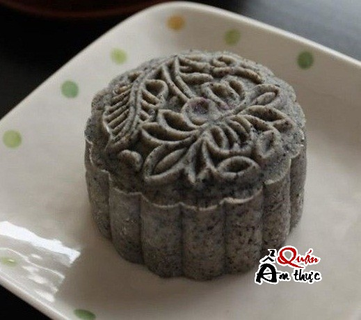 Cách làm bánh Trung thu mè đen