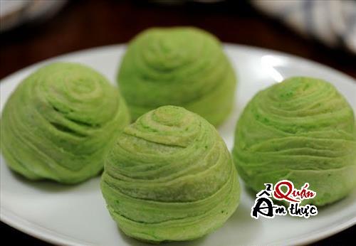 Bánh trung thu Mochi trà xanh