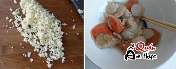 so-diep-nuong-pho-mai Cách làm sò điệp nướng phô mai thơm phức
