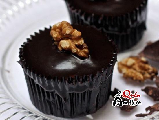 Cách làm bánh cupcake socola ngon