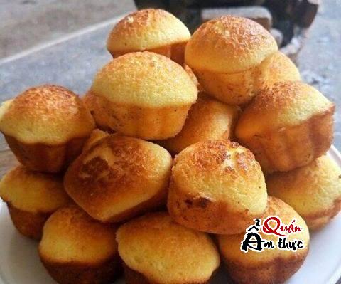 Cách làm bánh Thuẫn miền Trung