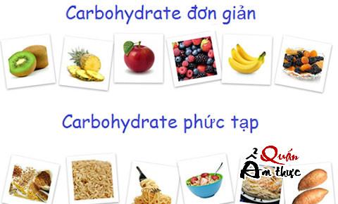 Kết quả hình ảnh cho Carbohydrates là thèm gi