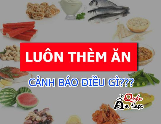 luon-co-cam-giac-them-an1 Cảnh báo khi luôn có cảm giác thèm ăn!!!