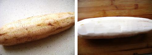 cu-sen-nhoi-thit-chien Cách làm củ sen nhồi thịt chiên giòn