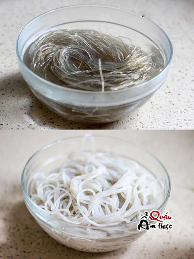 mien-xao-bap-cai Cách làm miến xào bắp cải ngon ngọt