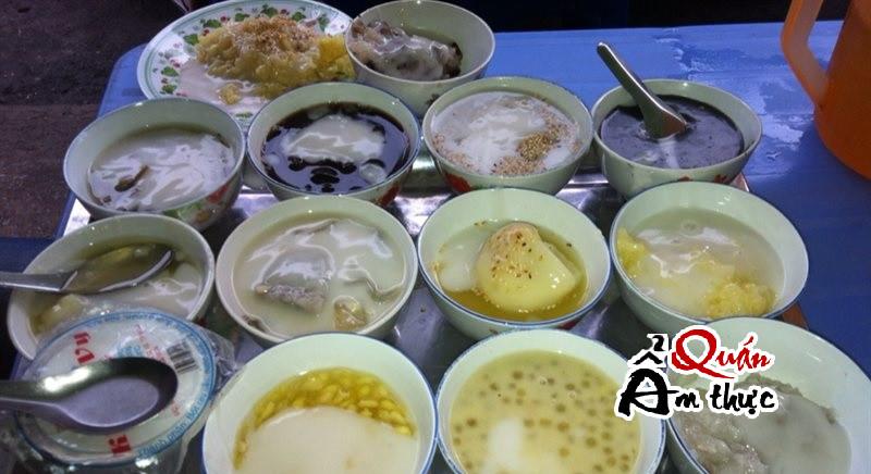 quán ăn vặt ngon rẻ ở Sài Gòn