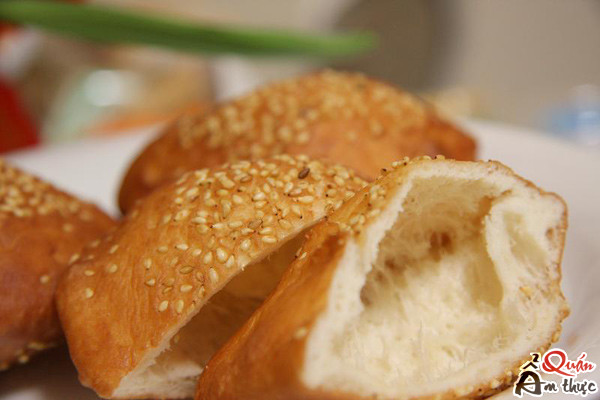 Cách làm bánh tiêu ngon nhất tại nhà