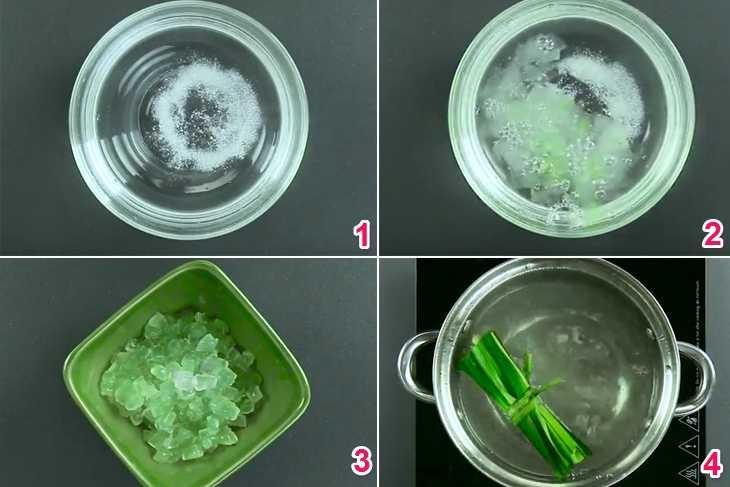 91112 Cách nấu nha đam đường phèn không bị đắng và nhớt