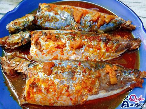Cách làm cá nục kho coca đậm đà hương vị