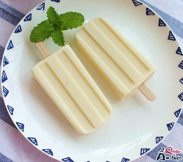 cach-alm-kem-sau-rieng-sua Cách làm kem que sầu riêng không cần kem tươi