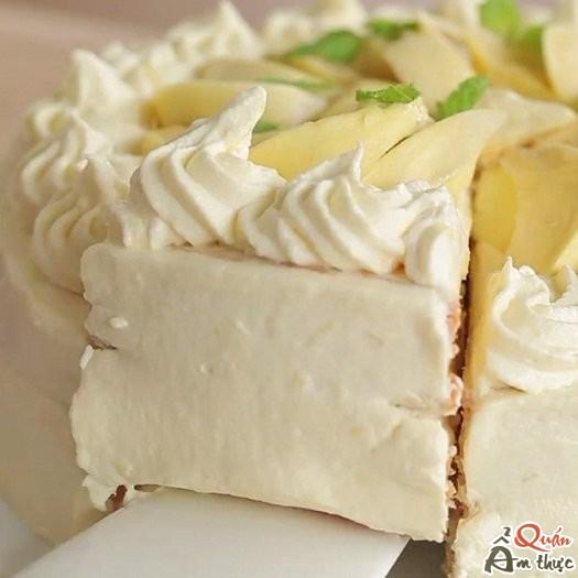 Cách làm bánh sinh nhật sầu riêng ngon mê ly