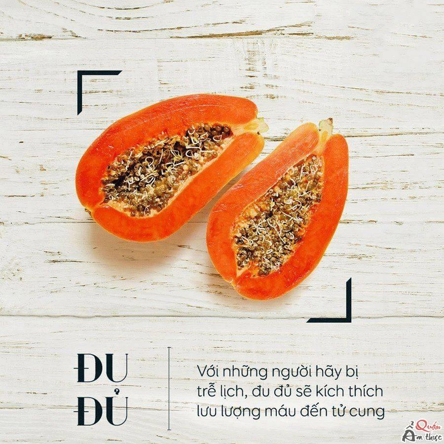6-thuc-pham-giup-deu-kinh-nghiem-1 Top 6 thực phẩm giúp đều kinh nguyệt
