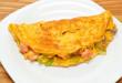 Cách làm trứng chiên cá hồi thơm ngon