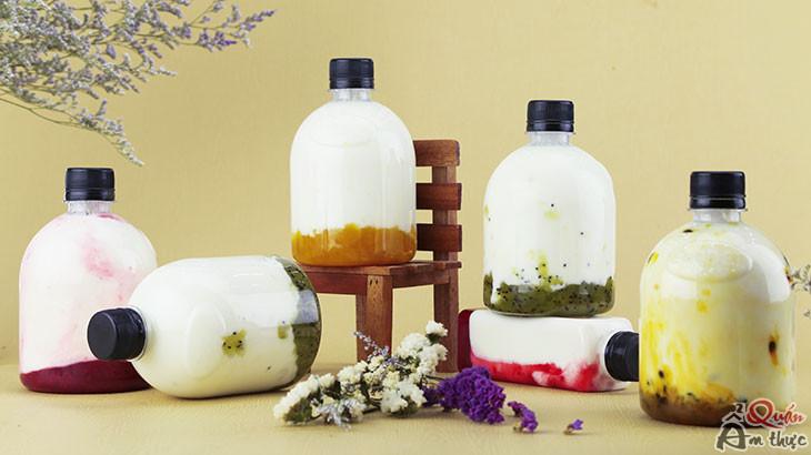 cach-lam-sua-chua-uong Cách làm sữa chua uống trái cây thơm ngon như ngoài tiệm