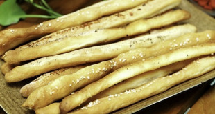 Cách làm bánh mì que chiên ngon